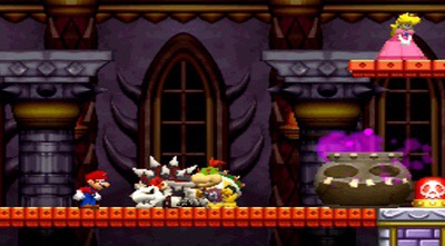 In The Super Mario Games Is Dry Bowser Actually Bowser Or
