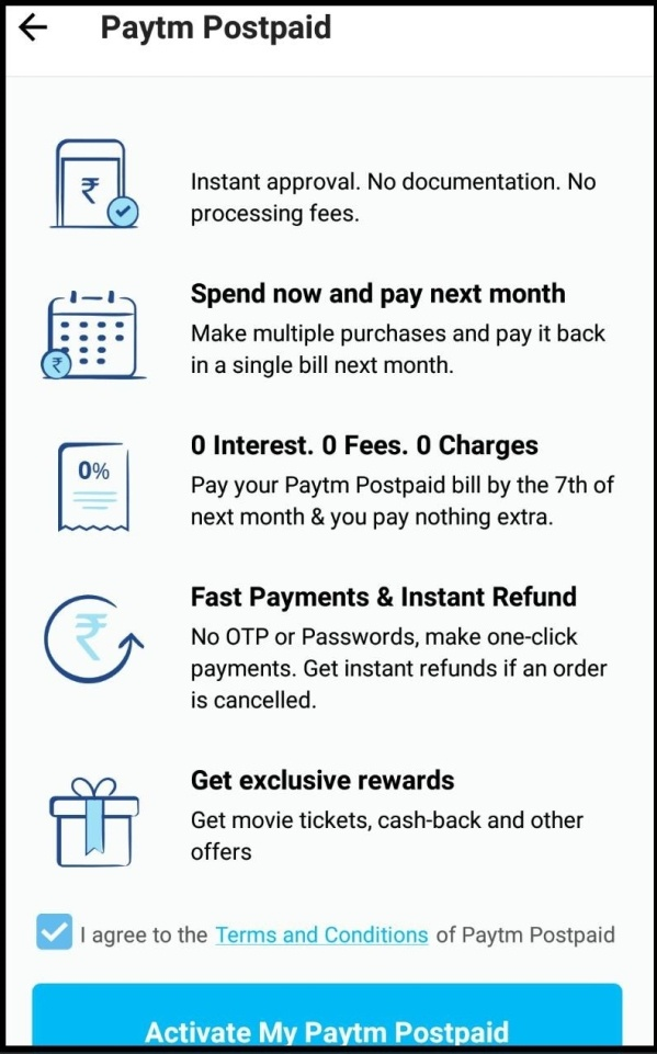 How and where to use PayTM Postpaid? - Quora