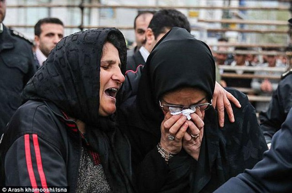 Amazing Pictures: How An Iranian Mother Saved A Murderer From Hanging 5