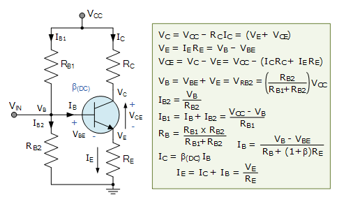 What would be a circuit connection diagram to operate a