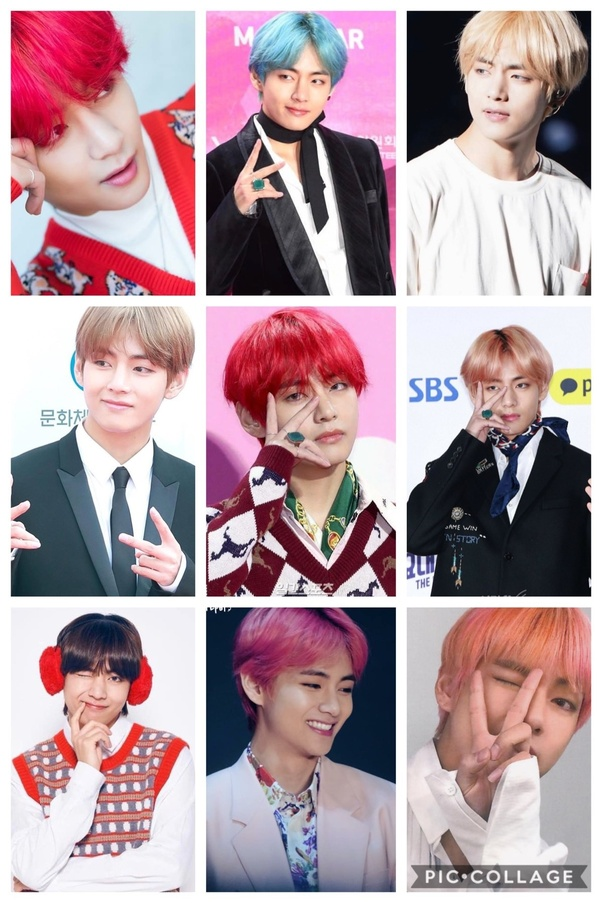 Why Did Bts V Change His Hairstyle Quora