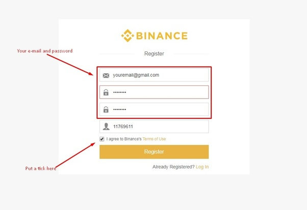 What is binance cryptocurrency letters