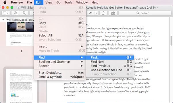 PDF SEARCH AND PDF