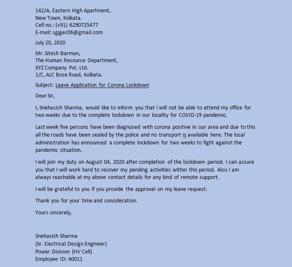 Sick Day Letter To Boss from qph.fs.quoracdn.net