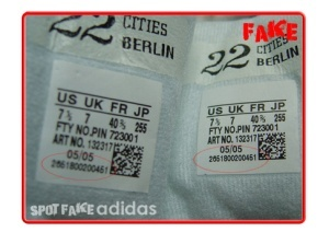 Adidas Shoes Serial Number Checker Defi J Arrete J Y Gagne