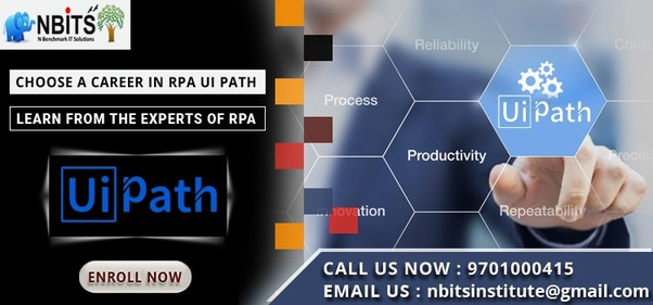 Is there any training available on RPA in Hyderabad? - Quora