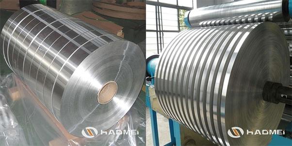 Units building aluminum pipes