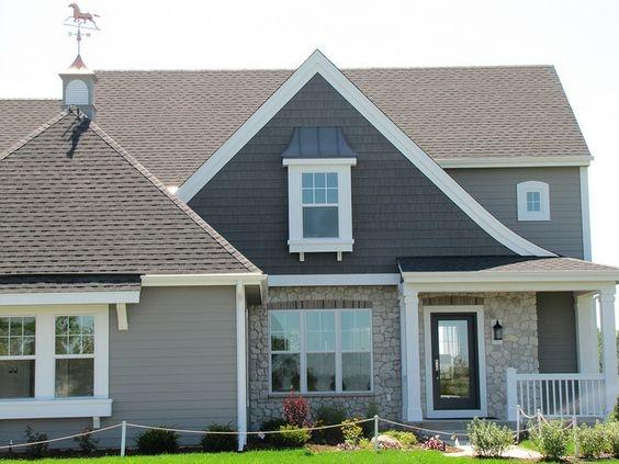Does a decorative fireplace increase home value quora for Nichiha siding colors