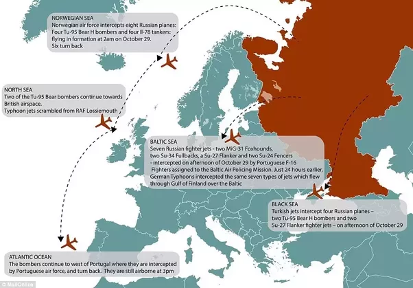 What Are Some Maps Showing Military Maneuvers With Nato Symbols Quora