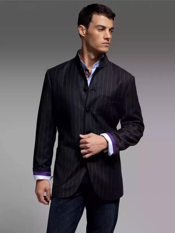 Asian style blazers