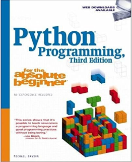 Which is the best book for learning python for absolute beginners on the best developer i personally know had recommended this book to me back then i was a complete beginner with a short attention span so this fun fandeluxe Choice Image