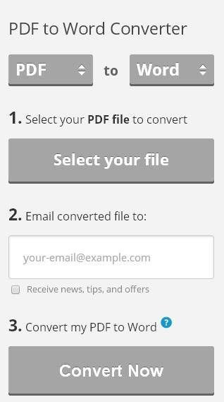 What are the best PDF to Word converters? - Quora