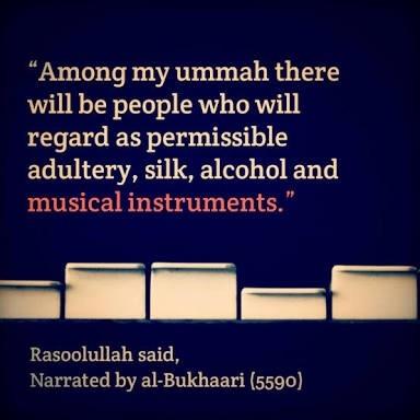 Is music in Islam halal or haram? - Quora
