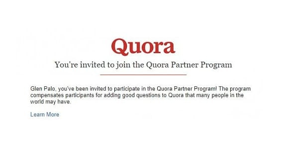 What is the Quora Partnership Program | How Much Money Can You Make? 3