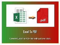 Excel To Pdf Format