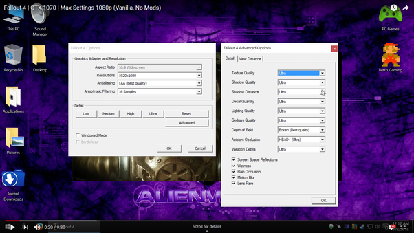 R6s Low Fps Gtx 1060