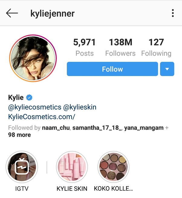 Answers dating kylie Who Is