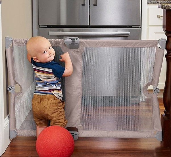 Fortunately, There Are Additionally The Same Number Of Assortments Of Safety  Baby Gates Available, Which Implies You ...