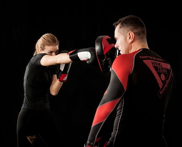 Where is the best place to punch someone to end a fight? - Quora