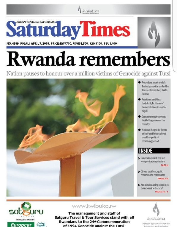 rwandan genocide discrimination