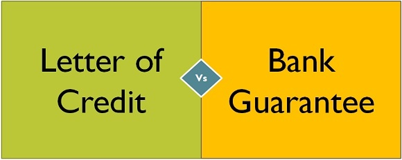 What is difference between letter of credit and bank guarantee