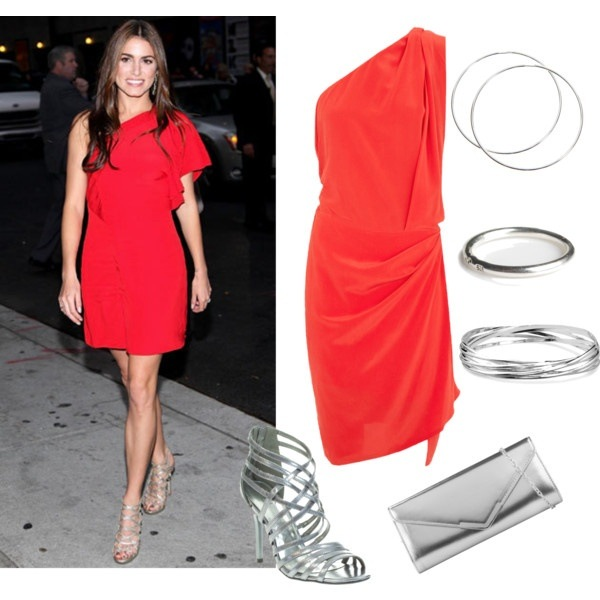 Red dress silver shoes wedding tips and inspiration for What to wear to a wedding besides a dress