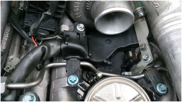 How do we fix an Intake Air System Leak of a car if Error Code P2279