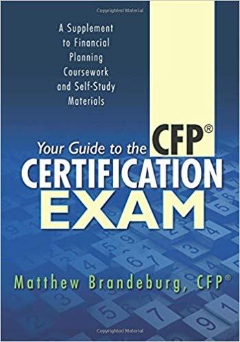 Cfp case study book