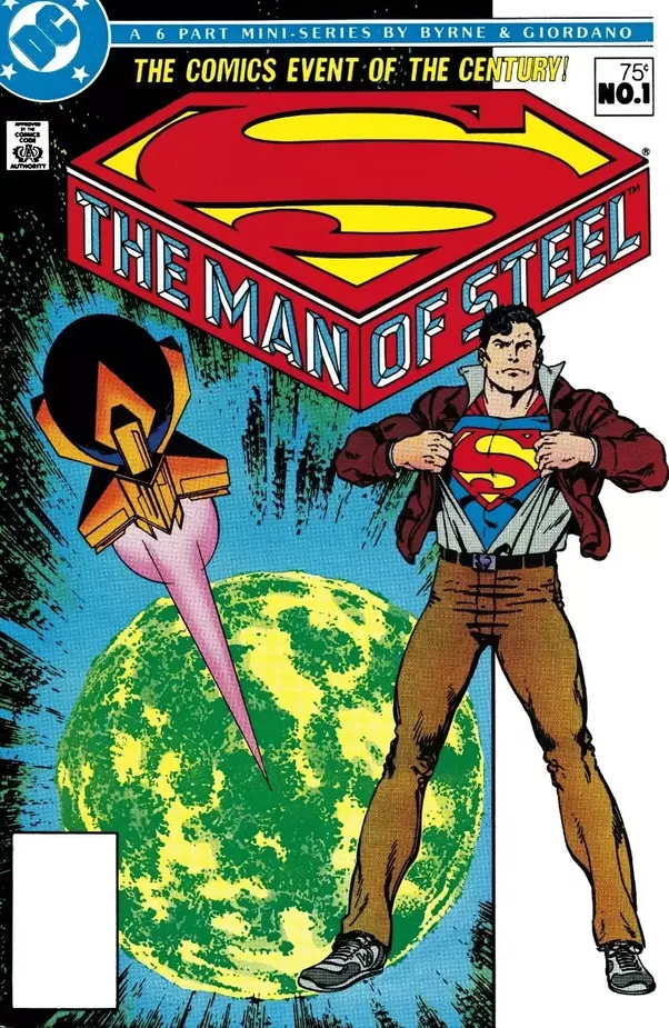 What Is The Difference Between The Pre Crisis Version Of Superman