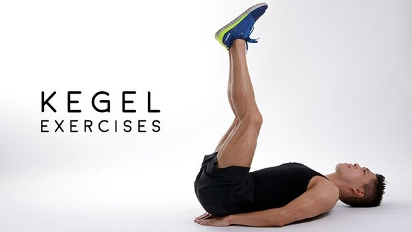 Kegel exercises men sex