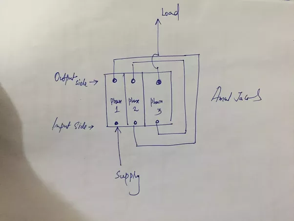 Two Pole Switch Wiring Diagram