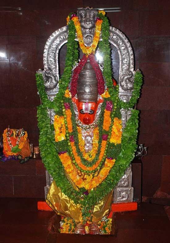 Why isn't Hanuman Ji worshipped in South India? - Quora
