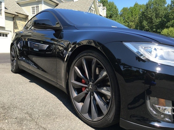 Can A Tesla Model S Be Used To Jump Start A Car Quora - A tesla