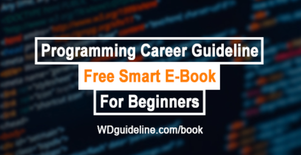 building career in programming without any programming degree