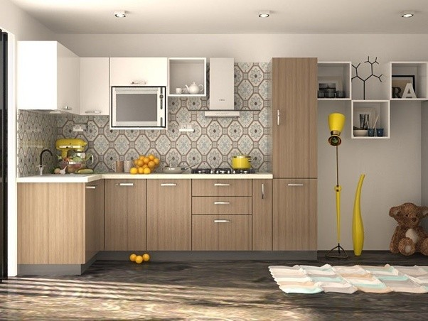 What is the cost of a modular kitchen quora for Describe your perfect kitchen