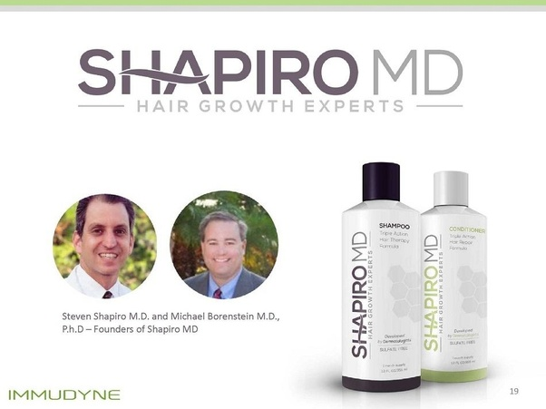 Does Shapiro Md S Hair Loss Solution Really Work Quora