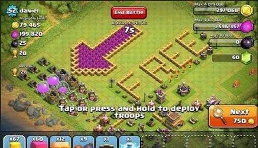 what are some funny village designs on clash of clans quora