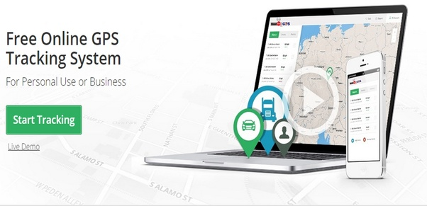 can i track my car from my home with the help of a gps tracker or