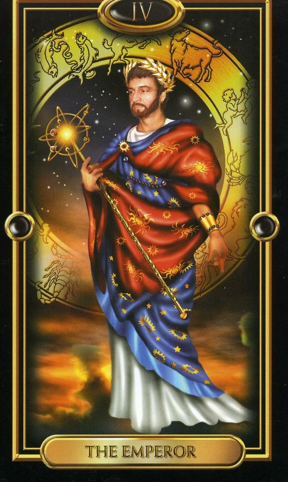 What would be your interpretation if you were playing tarot