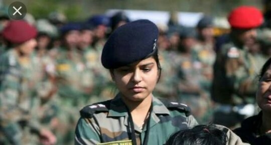 Military jobs for girls