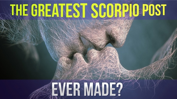 Why are Scorpios known to have a dark side? - Quora