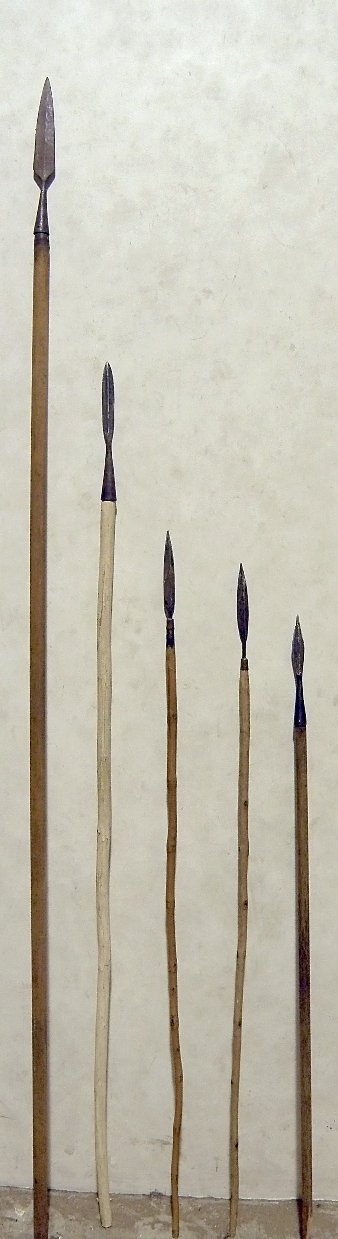 What was the best spear-shaped weapon to use in a war? - Quora