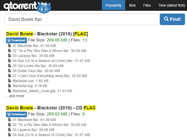 Where to Buy FLAC Music, Digital Store Sites - My Audio Lover