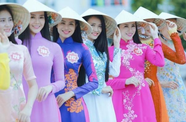 Pictures of vietnamese women
