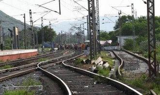 5 ft 6 in gauge railway