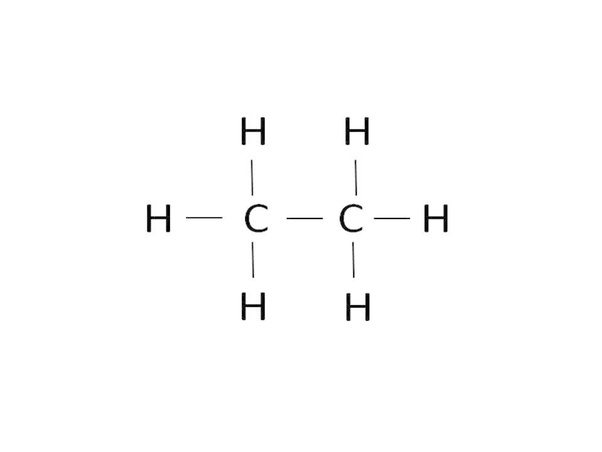 What Is The Formula Of Ethane