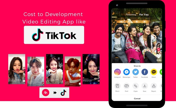 How much does it cost to make an app like a Tiktok? - Quora