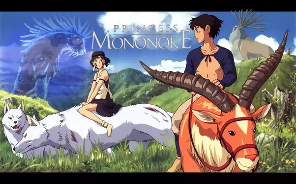 One Of Studio Ghiblis Greatest Movies Its Not Really About The Action Or Romance But Humanity Versus Nature It Has Great And A Nice