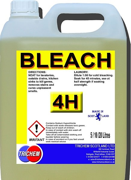 What happens if you drink bleach? - Quora