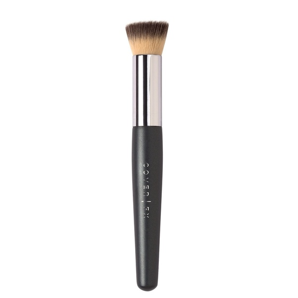 What is the best brush to apply loose powder foundation? - Quora